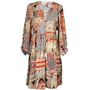 Umgee USA Bohemian Tunic Dress